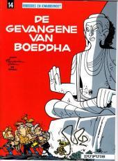 Robbedoes en Kwabbernoot -14- De gevangene van boeddha