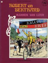 Robert en Bertrand -79- Mannen van ijzer