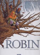 Robin (Héloret) -1- Les trois bâtards