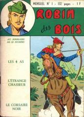 Robin des bois (Jeunesse et vacances) -1- Les 4 as