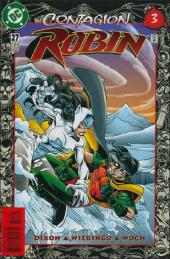 Robin (1993) -27- Contagion part 3 : natural born healer