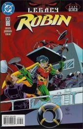 Robin (1993) -33- Legacy part 7 : riptide