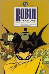 Robin: Year One (2000) -1- Book 1