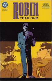 Robin: Year One (2000) -2- Book 2