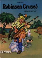 Grands classiques (De La Fuente) - Robinson Crusoé