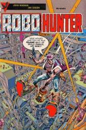 Robo Hunter -2- Et toi, tu es mort