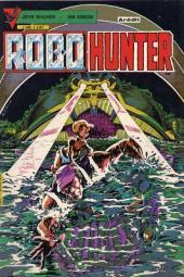 Robo Hunter -3- Que quelqu'un me dise