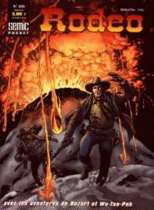 Rodéo -606- Le réveil du volcan
