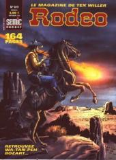 Rodéo -613- La menace du désert