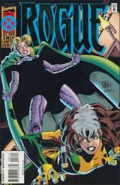 Rogue (1995) -3- The gauntlet