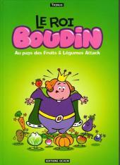 Le roi boudin - Au pays des Fruits & Légumes Attack