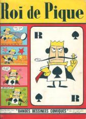 Roi de pique -1- Roi de pique n°1