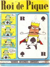 Roi de pique -3- Roi de Pique n°3