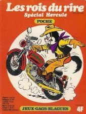Les rois du rire -HS- Hercule et la moto