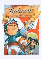 Rolqwir -0- Le Français qui civilisa (?) le Japon
