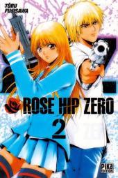 Rose hip zero -2- Tome 2
