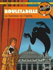 Rouletabille (CLE) -1- Le fantôme de l'opéra