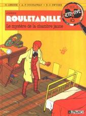 Rouletabille (CLE) -2- Le mystère de la chambre jaune