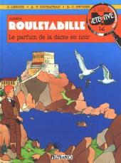 Rouletabille (CLE) -3- Le parfum de la dame en noir