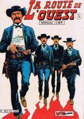 La route de l'Ouest -73- Justice à Tombstone