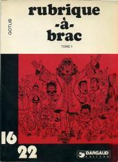 Rubrique-à-Brac (16/22) -16a- Tome 1 (i)