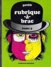 Rubrique-à-Brac -4- Tome 4