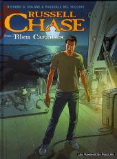 Russell Chase -3- Bleu Caraïbes