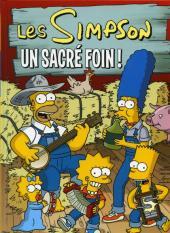 Les simpson (Jungle !) -2FL- Un sacré foin !