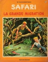 Safari (Vandersteen) -4- La grande migration