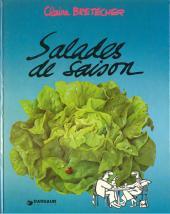Salades de saison - Tome 1