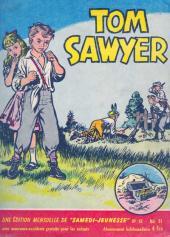 Samedi Jeunesse -43- Tom Sawyer