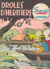 Samedi Jeunesse -59- Drôles d'héritiers