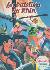 Samedi Jeunesse -68- Les bateliers du Rhin