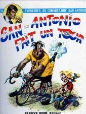 San-Antonio (Les Aventures du Commissaire) -3- San antonio fait un tour