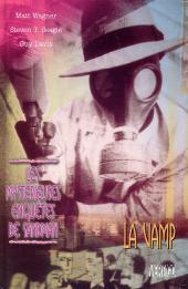 Sandman (Les Mystérieuses Enquêtes de) -2- La Vamp