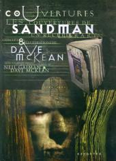 Sandman -HS- Les couvertures de Sandman