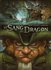 Le sang du dragon -4- L'Enchanteur Iweret