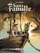 Sans famille (Dégruel) -3- Le cygne
