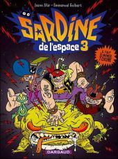 Sardine de l'espace (Dargaud) -3- Il faut éliminer Toxine