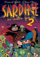 Sardine in outer space -2- Issues 3 to 4
