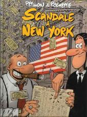 Panique à Londres - Dico & Charles -2- Scandale à New York