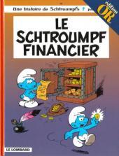 Les schtroumpfs -16Or- Le Schtroumpf financier