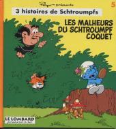 Schtroumpfs (3 histoires de) -5- Les malheurs du schtroumpf coquet