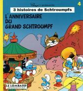 Schtroumpfs (3 histoires de) -4- L'anniversaire du grand schtroumpf