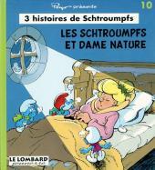Schtroumpfs (3 histoires de) -10- Les schtroumpfs et Dame Nature