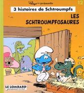 Schtroumpfs (3 histoires de) -12- Les schtroumpfosaures