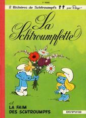 Les schtroumpfs -3- La Schtroumpfette