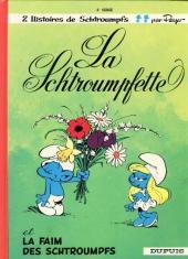 Les schtroumpfs -3b83b- La schtroumpfette