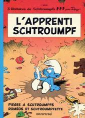 Les schtroumpfs -7- L'apprenti Schtroumpf