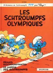 Les schtroumpfs -11- Les schtroumpfs olympiques
